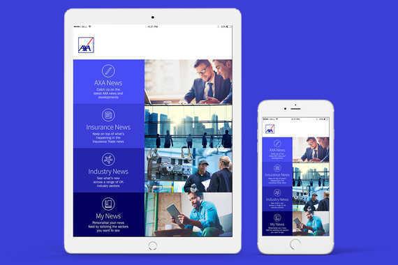 AXA | News App