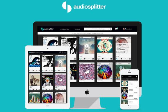 Audiosplitter Website