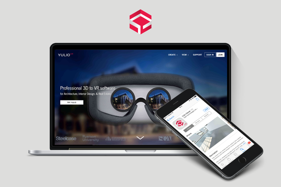Yulio VR | User Interface