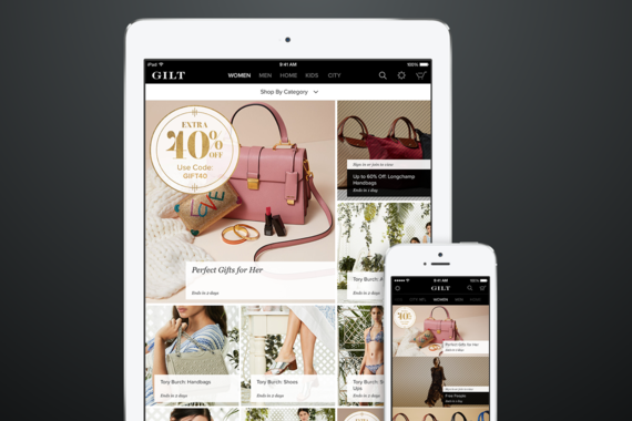Gilt for iOS