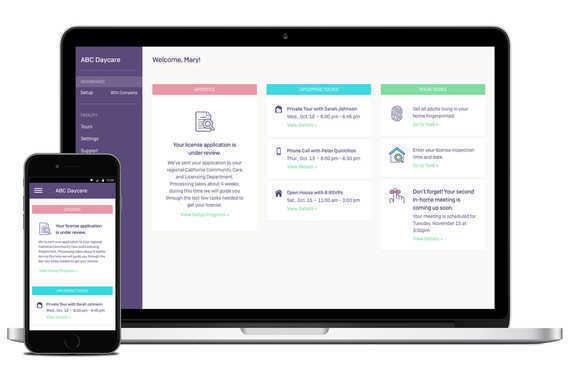 Daybear SaaS Web App