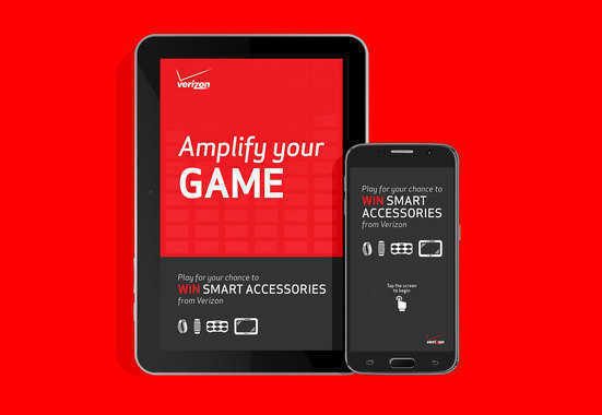 Verizon – Amplify your Game