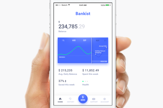 Bankist — A Simple Banking App