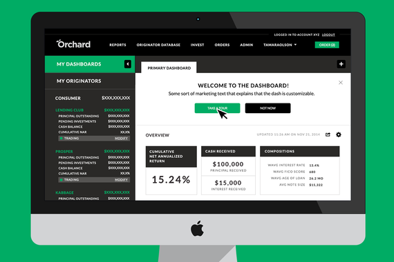 Orchard Platform Product Design