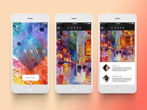 CANVS App