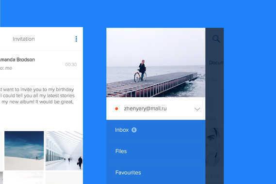 Mail.ru Inbox App