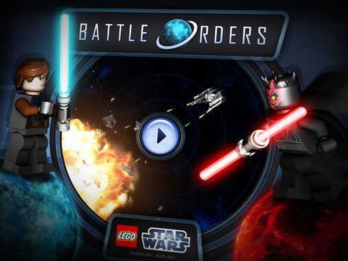 LEGO Star Wars - Battle Orders