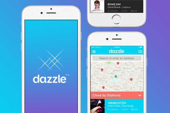 Dazzle Live Broadcasting App