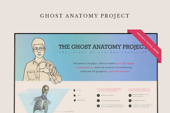Ghost Anatomy Project