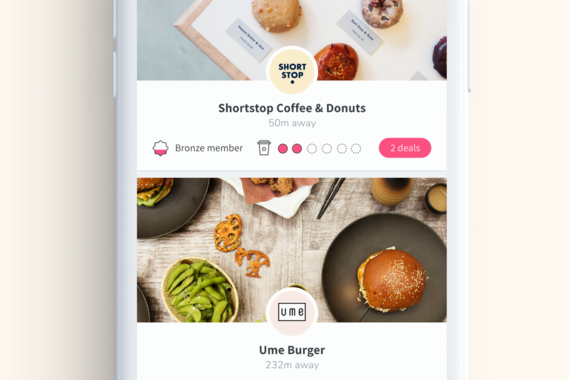 Gamified Mobile Payments App Prototype