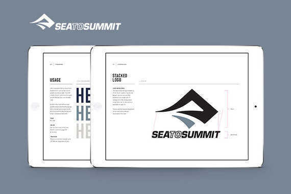 Sea to Summit Brand Identity and Guidelines