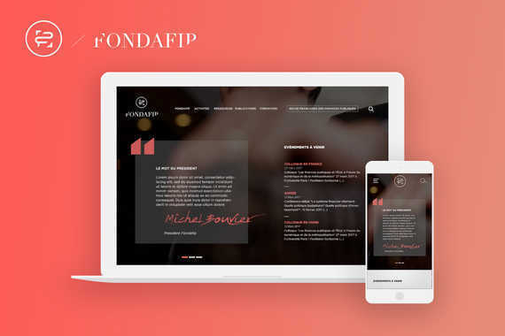 FONDAFIP: Website