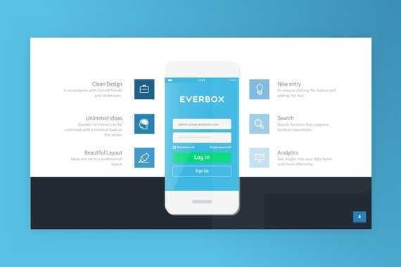 Everbox — Identity and Pitch Template