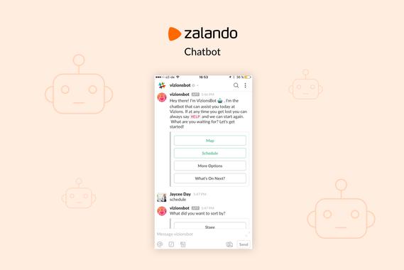 Zalando Chatbot