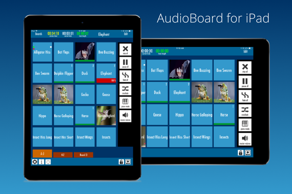 AudioBoard for iOS