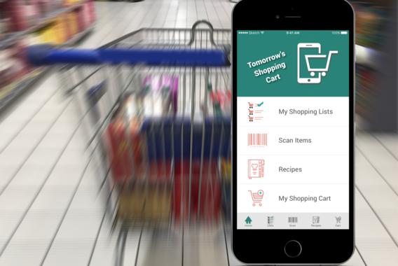 Tomorrow's Shopping Cart