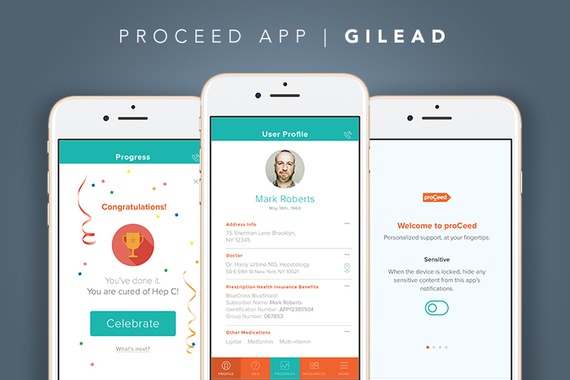 Gilead App