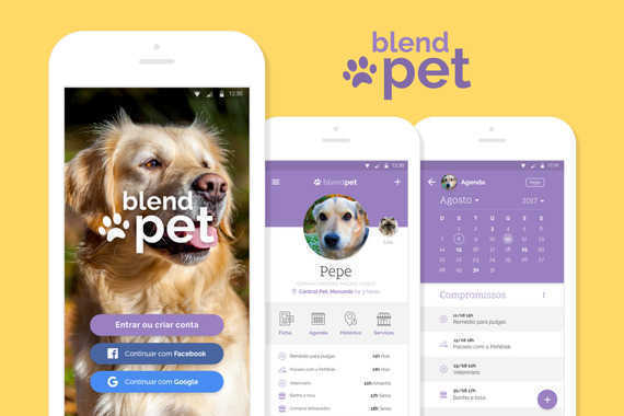 BlendPet | App UX