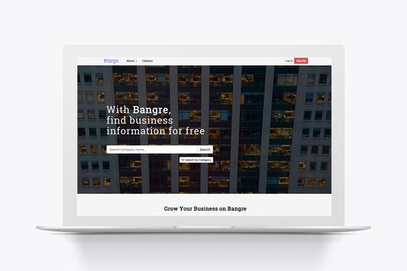Bangre.co Website