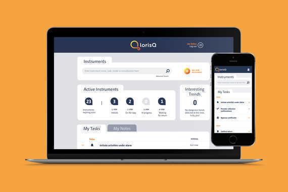 LorisQ Web App