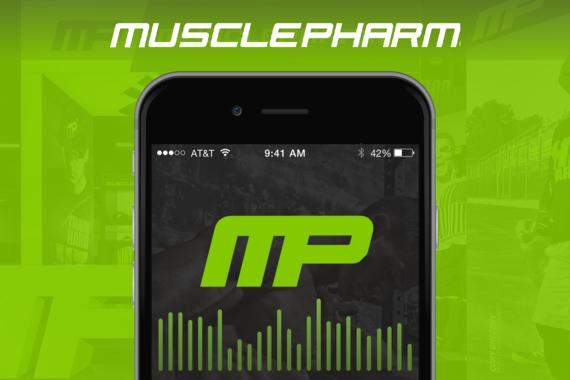 MusclePharm Mobile App