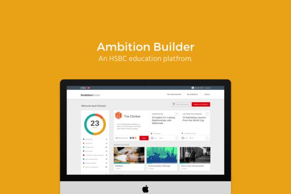 HSBC | Ambition Builder