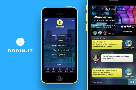 Dooin.it | iOS App