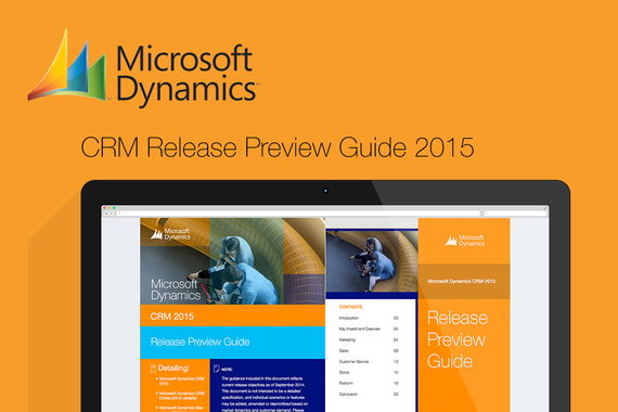 Microsoft Dynamics | 2015 CRM Release Preview Guide