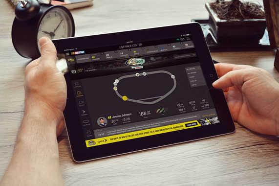 NASCAR App