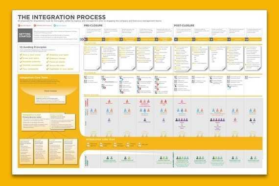 Corporate Integration Process