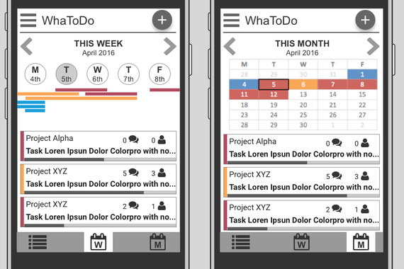 WhaToDo App | Android