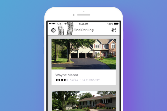 ParkingPro | Airbnb for Driveways