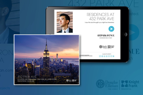 Douglas Elliman & Knight Frank Global Portfolio Builder