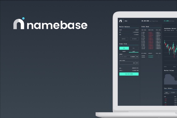 Namebase.io Pro Exchange