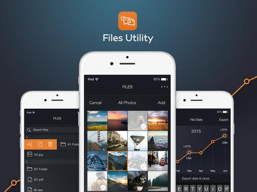 Files Utility iOS App