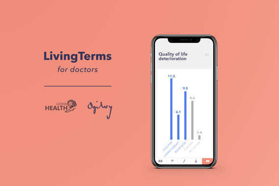 LivingTerms: a Research and Communication Platform for Doctors
