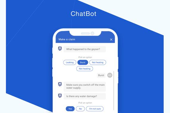 ChatBot | Make a Claim
