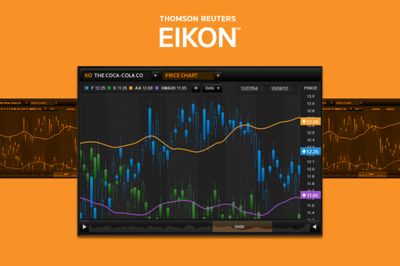Thomson Reuters | Financial Applications