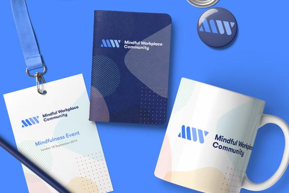 Mindful Workplace Community —Brand Design & UX,UI
