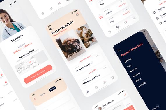 Petworld App Concept