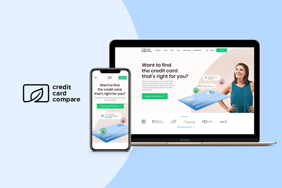 Credit Card Comparison Platform