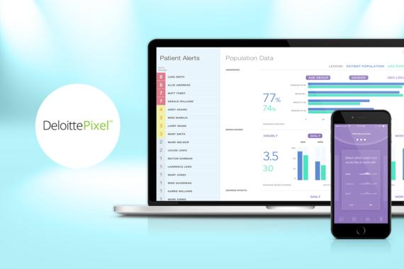 Deloitte Pixel Health App