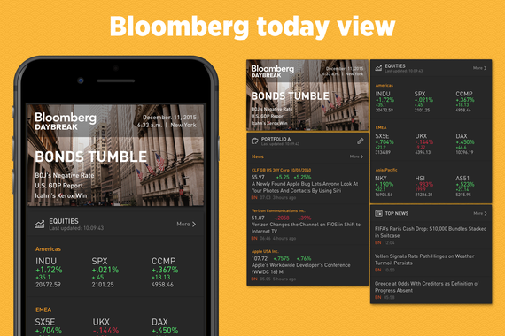 Bloomberg Today View