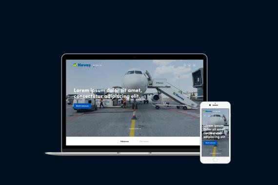 Careers Web Page Design