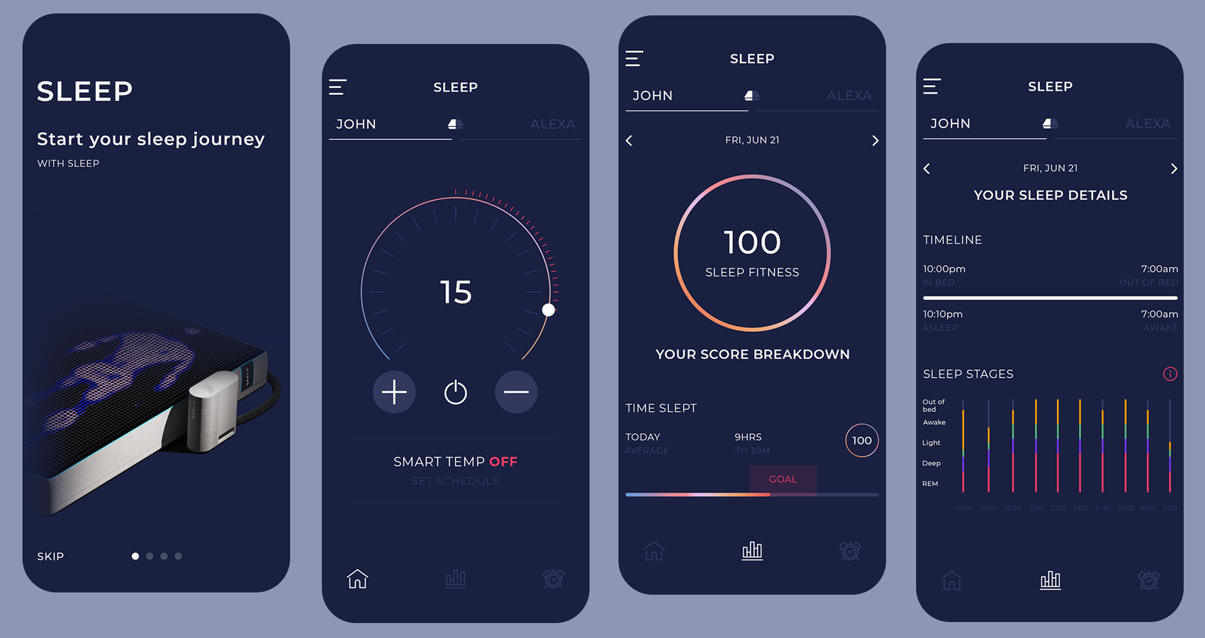 Dark theme mobile apps are trending for mobile UX design