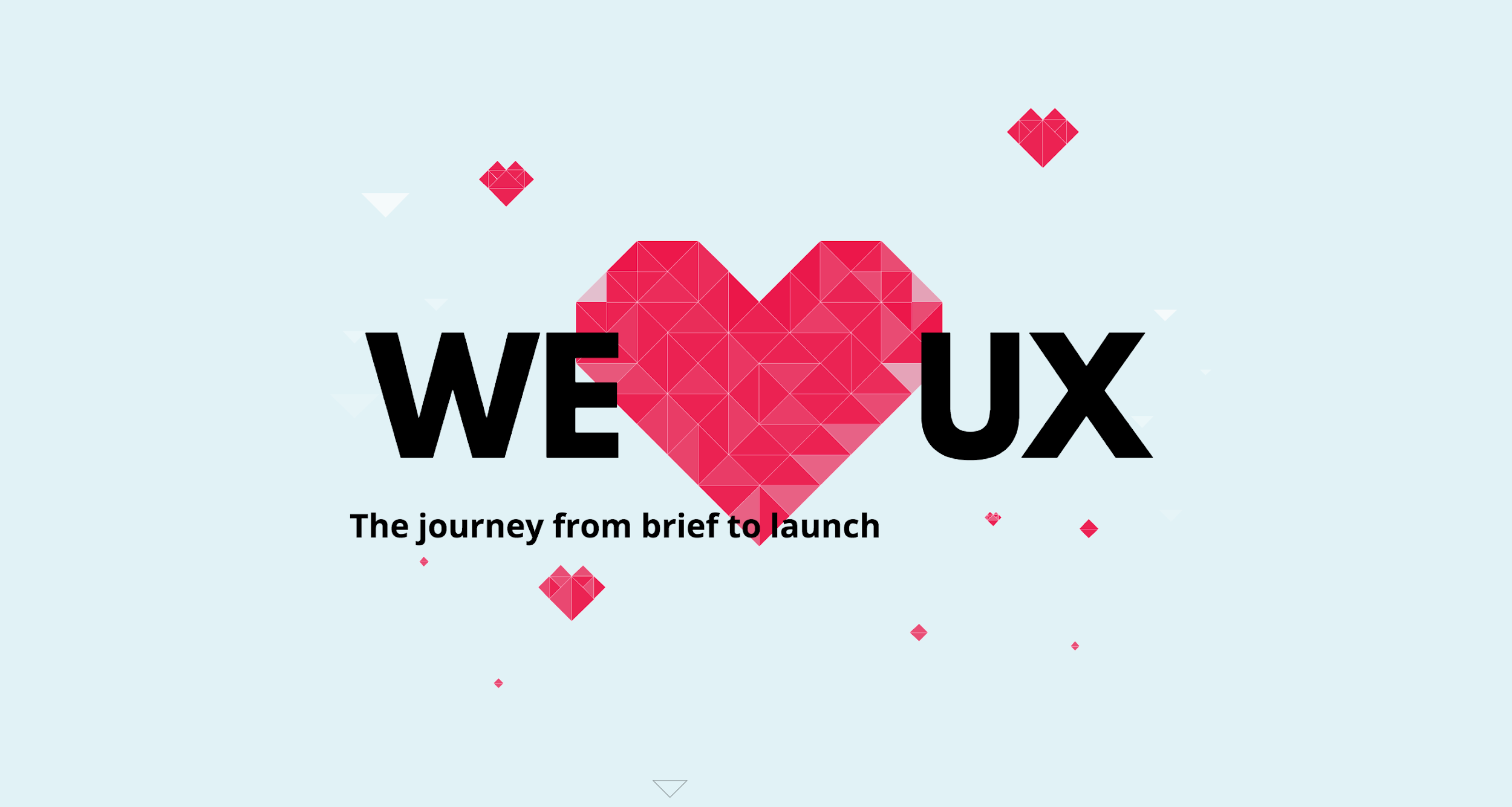 The next big trend in UX design may be more bold typography and animation on the web