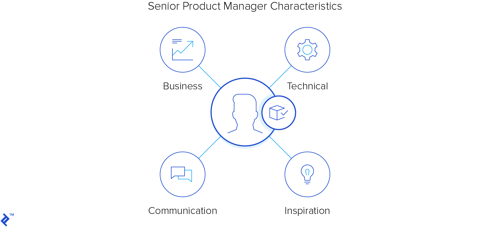 Senior product manager characteristics