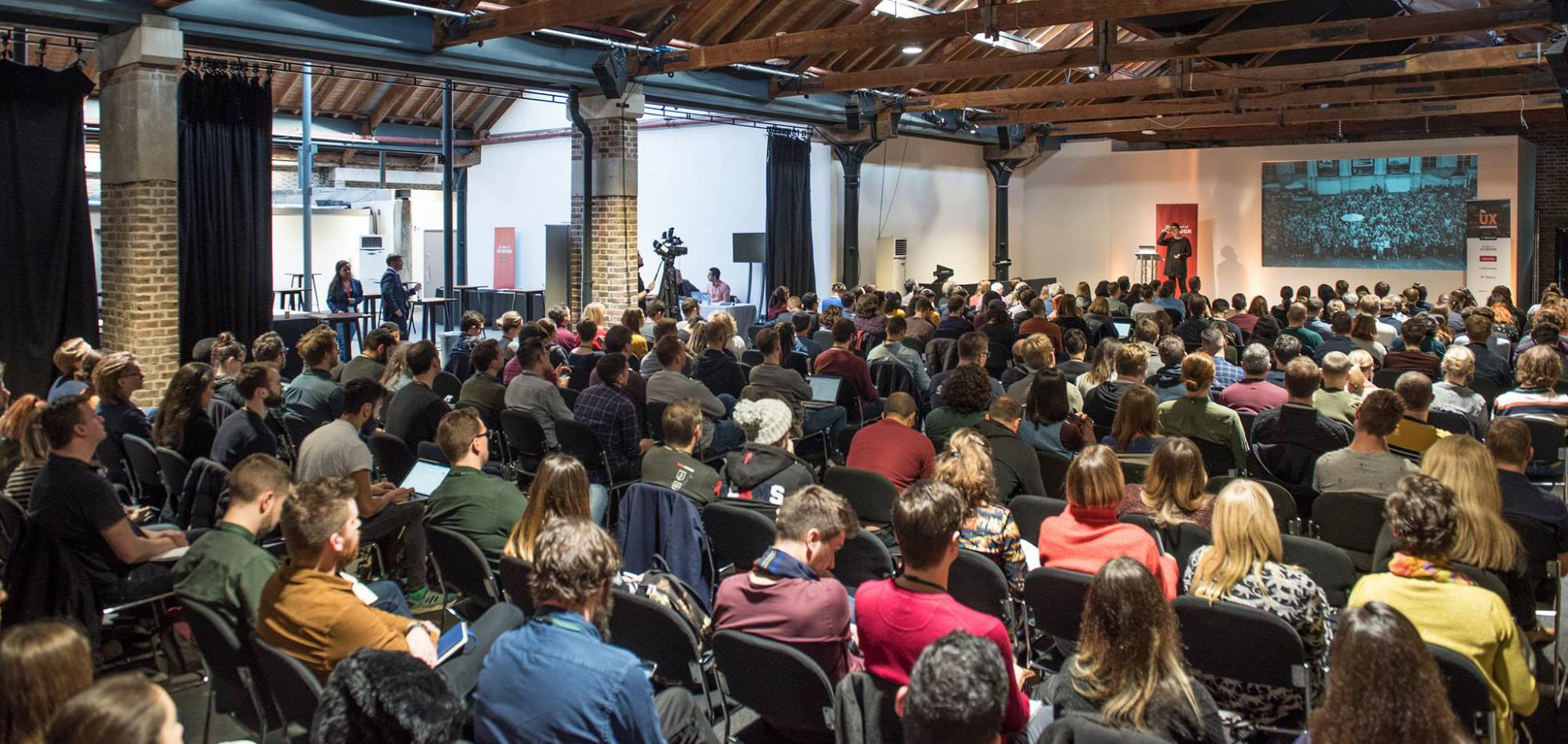 The UX design conference 2020 in London