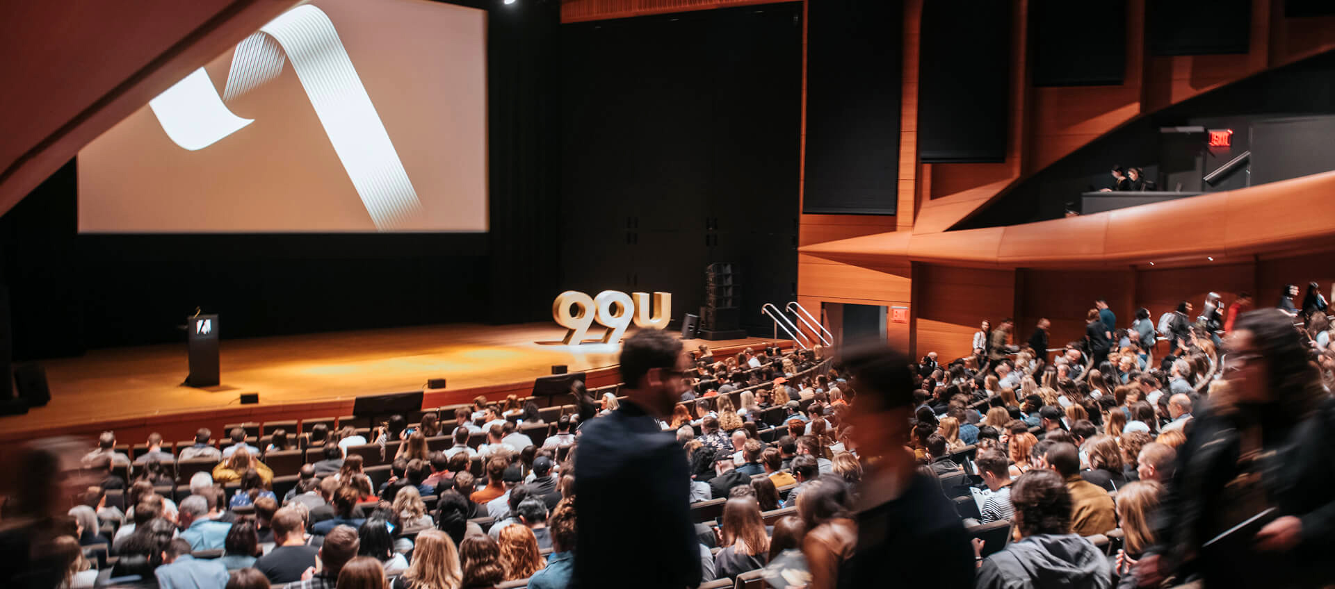 99U is one of the best design conferences