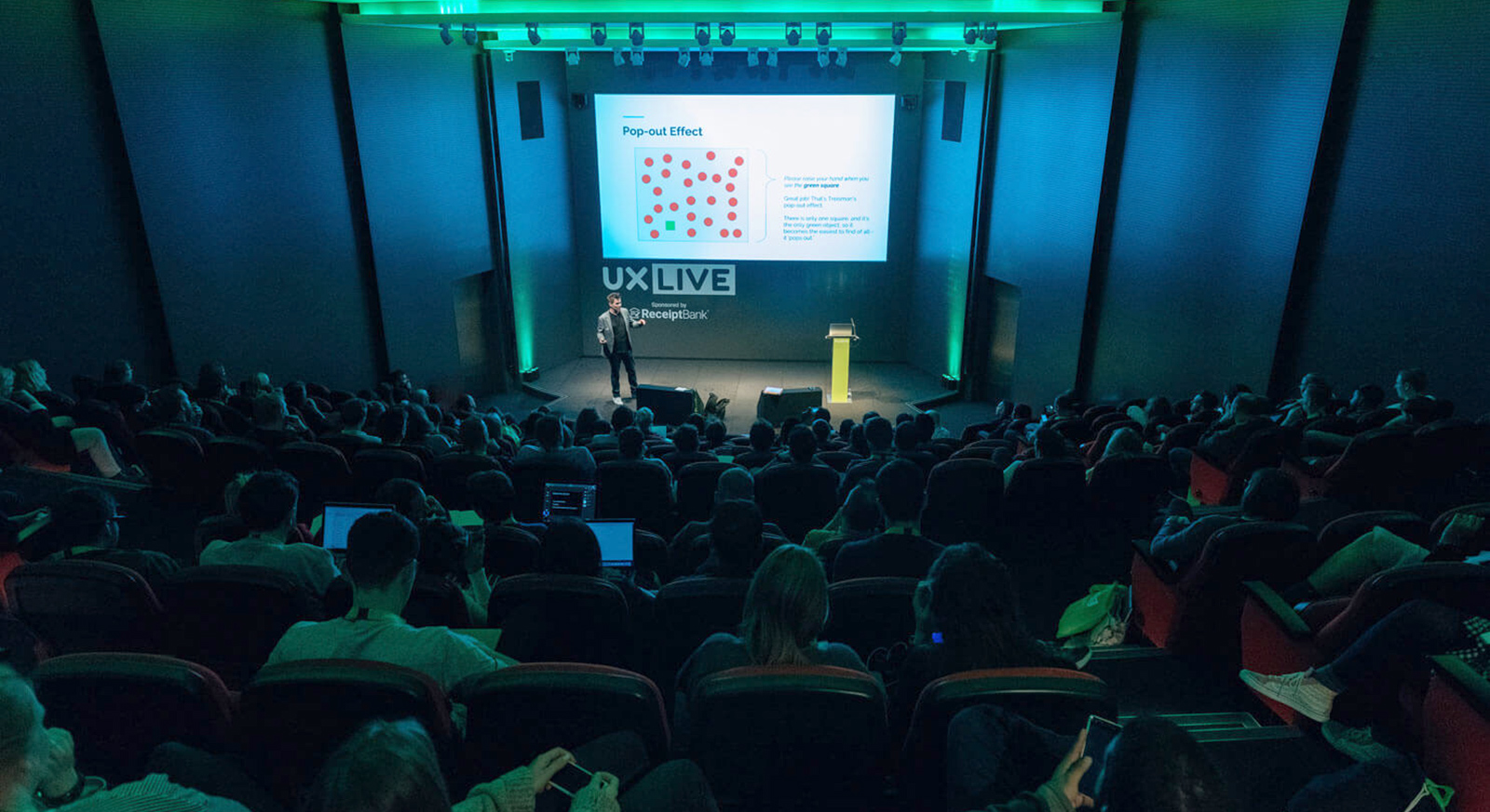 UX Live design conference 2020